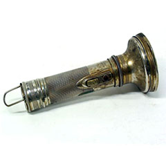 Metal lantern (flashlight)